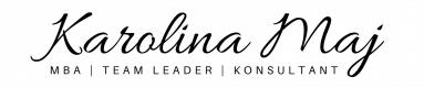 Karolina Maj – MBA | Team Leader | Konsultant
